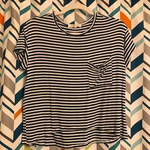 Soft Striped Top